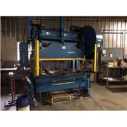 ROUSSELLE 60 TON MODEL 6B76 GAP Bed  PRESS