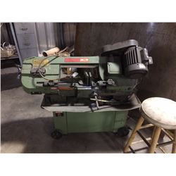 "7"" Metal Cutting Bandsaw 7 x 12 Model #UE-180A"