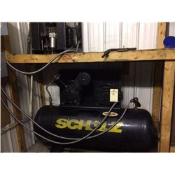 Schulz 10  hp air compressor