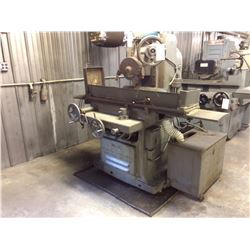 "8"" X 24"" GALLMEYER & LIVINGSTON MODEL #35 SURFACE GRINDER"