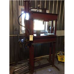 10 Ton H frame  hydraulic Press