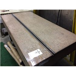 "3 x 6 x 10""  Granite plate with  Metal stand"