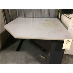 "Office corner table  45"" X 45"" X 29"""