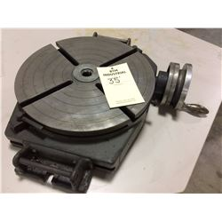 "15"" Bridgeport  Rotary table  S/N 13617"