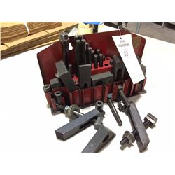 Set of Bridgeport mill tie down clamps