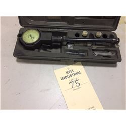 Sunnen bore gauge measure in tenths in plastic case