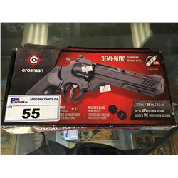 CROSMAN SEMI AUTO PELLET/BB CO2 REVOLVER