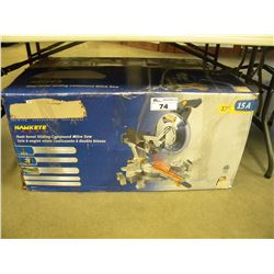 "MASTERCRAFT MAXIMUM 12"" SLIDING COMPOUND MITER SAW"