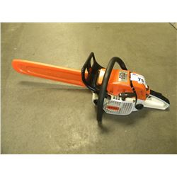 STIHL GAS CHAINSAW