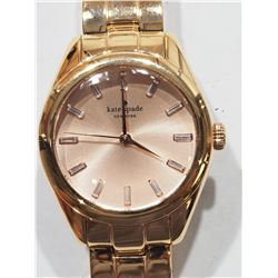 KATE SPADE ANOLOGUE WATER RESISTANT WATCH