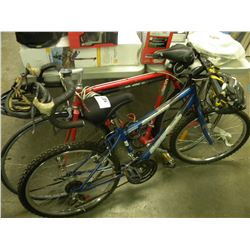 SUPERCYCLE & TREK MOUNTAIN BIKES