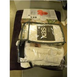 FOOD SCALE/PILLOW SHAMS/TOWELS/BATH MATS
