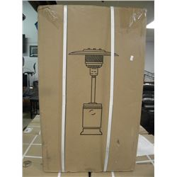 FREE STANDING PROPANE PATIO HEATER IN BOX