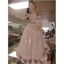 ROYAL DOULTON TAKE ME HOME [HN3662]
