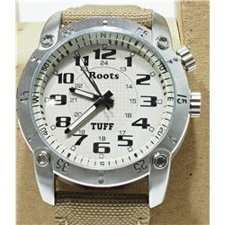 ROOTS TUFF WATERPROOF ANALOGUE WATCH