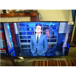 "NEW SAMSUNG FLOOR DEMO 55""LED 4K SMART TV (MODEL# UN55KU6290) WITH REMOTE"