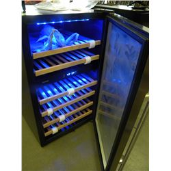 DANBY WINE COOLER MODEL DWC113BLSDB