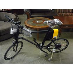 NEW SURFACE 604 ELECTRIC BIKE WITH CHARGER AND ACC REMOVABLE BATTERY PACK WITH DOWNLOADABLE FIT