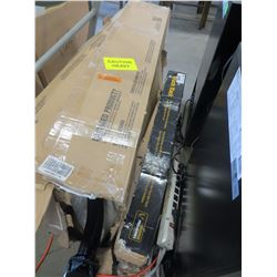 "BOXED MULTI  USE TRUCK RACK- SIZE ADJUSTS TO 19"" - 32""/CURT TRAILER RECEIVER"