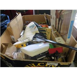 LARGE LOT OF MISC STORE RETURN AND OVERSTOCK PRODUCTS