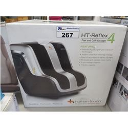 HT-REFLEX 4 FOOT AND CALF MASSAGER