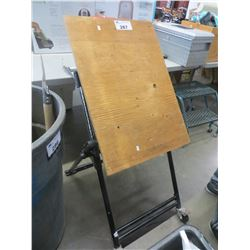 FOLDING CRAFTSMAN TABLE SAW STAND