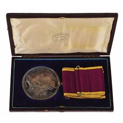 Queen Victoria Empress of India Medal