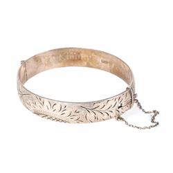 Princess Diana's Personally-Gifted Silver Bangle With Signed Photograph