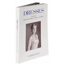 Princess Diana Pair of Christie's Auction Catalogs