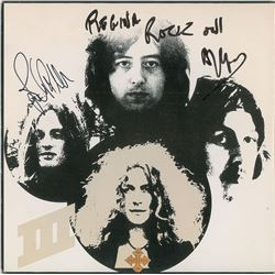 Led Zeppelin: Page and Jones