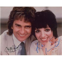 Liza Minnelli and Dudley Moore