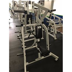HAMMER STRENGTH ISO LATERAL LOW ROW MACHINE