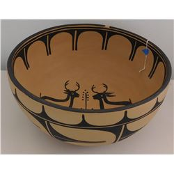 Large Santo Domingo Dough Bowl