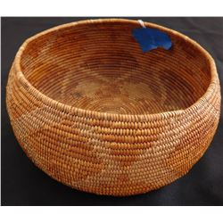 Antique San Diego County Mission Basket