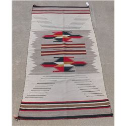 Navajo Double-Saddle Blanket