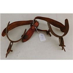 Pair of Antique Mexican Spurs