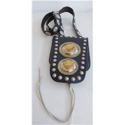 Navajo Studded Purse