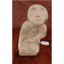 Hopewell Effigy Human Seated Figure