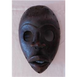 African Dan Wood Mask