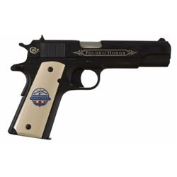 "Colt Model 1911 ""Folds Of Honor"" .45 Pistol"