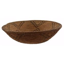 Apache Indian Basket Bowl