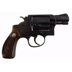 Texas Ranger Dino Henderson S&W Chief .38 Special