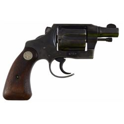 """The Fitz"" Colt Detective Special .38 Revolver"