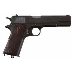 Pre-WWI Springfield Armory 1911 NRA National Match