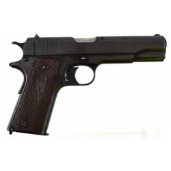 Broward County Sheriff Nick Navarro's Colt 1911