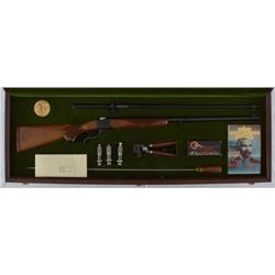 Ruger No. 1 .45-70 Lymann Centennial In Wood Case