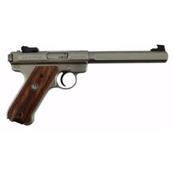 Ruger 0186 .22 Target Pistol New In Box