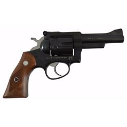 Ruger Security Six .357 Magnum Revolver