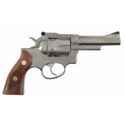 Ruger Security-Six .357 Magnum Stainless