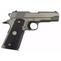 Colt 1911 Combat Commander .45 Stainless New
